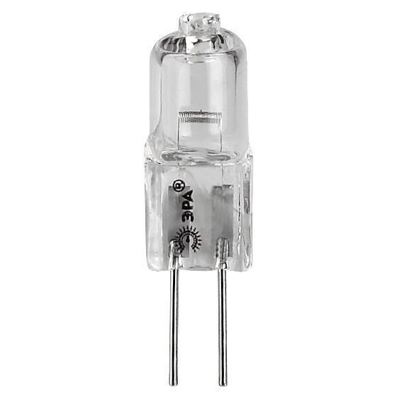 G4-JC-10W-12V ЭРА (галоген, капсула, 10Вт, нейтр, G4) (100/1000/35000)