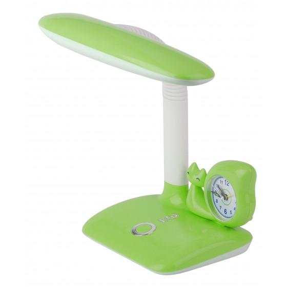 ЭРА наст.светильник NLED-437-7W-GR зеленый (12/72)