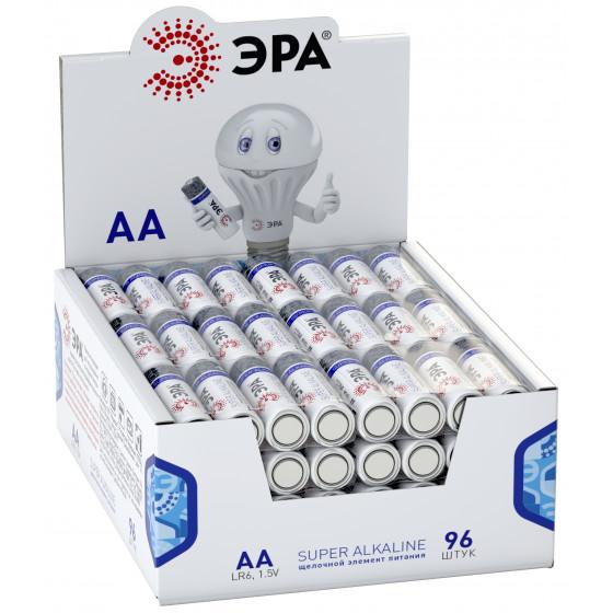 ЭРА LR6-4S promo-box (96/384/18432)