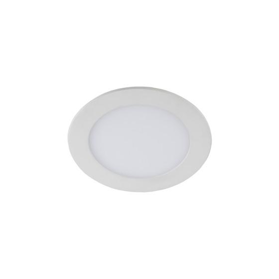 LED 1-24-4K Светильник ЭРА светодиодный круглый LED 24W 220V 4000K (20/180)