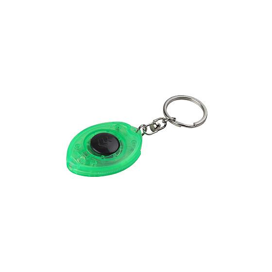 B24 Фонарь ЭРА LED брелок, пластик, бат в компл, бл (24/240/2400)
