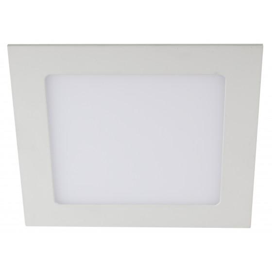 LED 2-3-4K Светильник ЭРА светодиодный квадратный LED 3W  220V 4000K (100/1400)