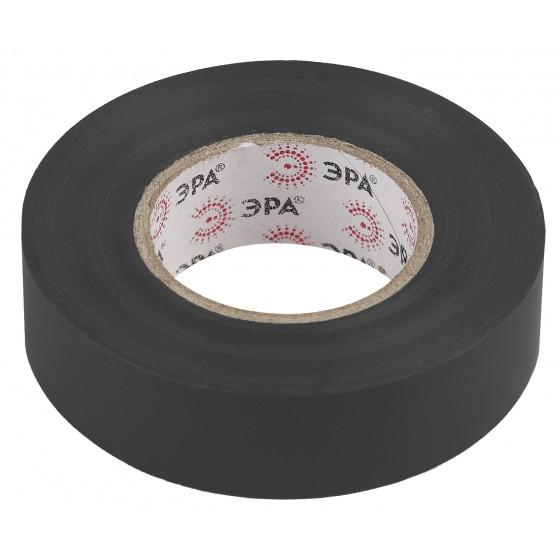 ЭРА ПВХ-изолента 19мм*20м черная (10/200/6000)