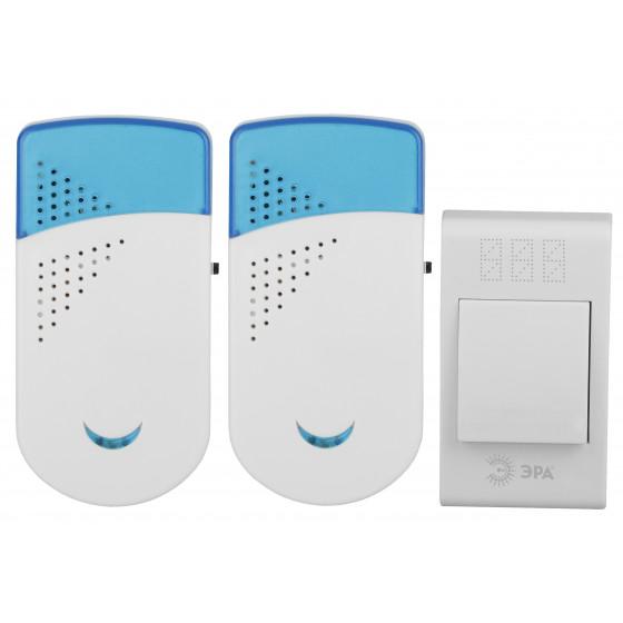 Звонок ЭРА TWIN-R беспроводной (60/360)