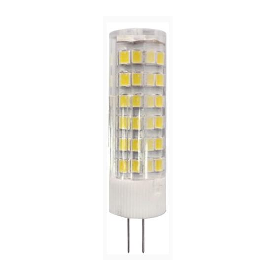 LED JC-7W-220V-CER-827-G4 ЭРА (диод, капсула, 7Вт, тепл, G4) (100/500/21000)