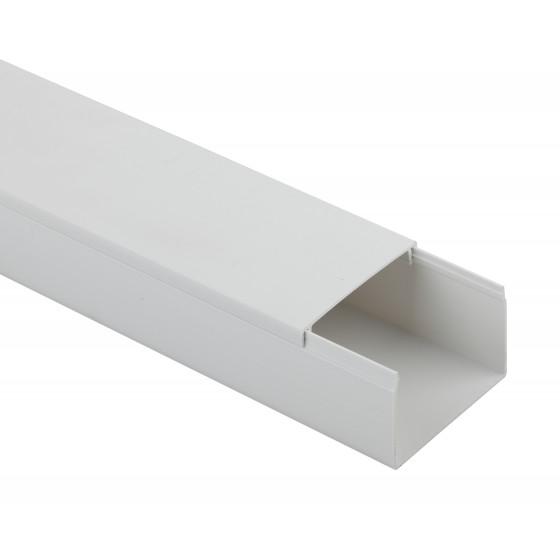 ЭРА Кабель-канал 60x40 белый (18м.) (9/252)
