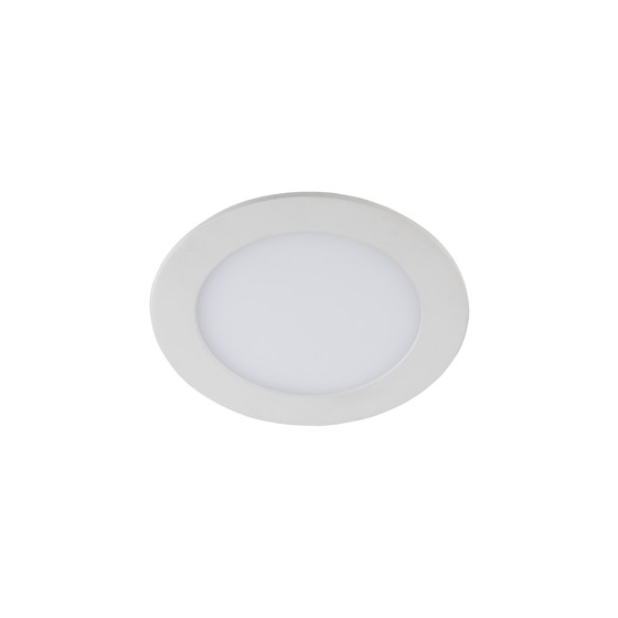 LED 1-12-6K Светильник ЭРА светодиодный круглый LED 12W 220V 6500K (30/630)