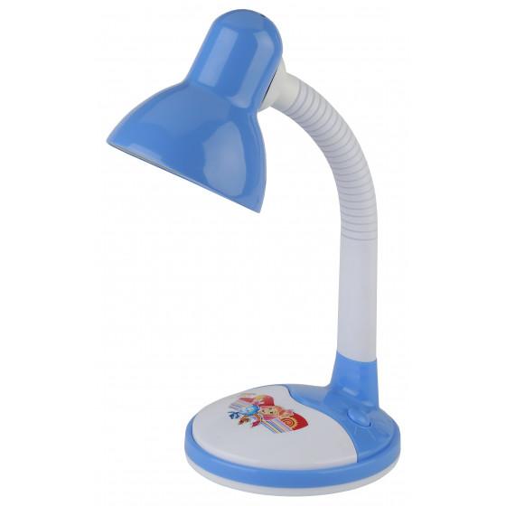 ЭРА наст.светильник N-106-E27-40W-BU синий (20/120)