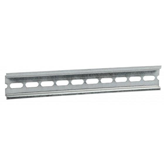 ЭРА DIN-рейка оцинкованная, перфорированная 225 мм (7.5х35х225) (100/10000)