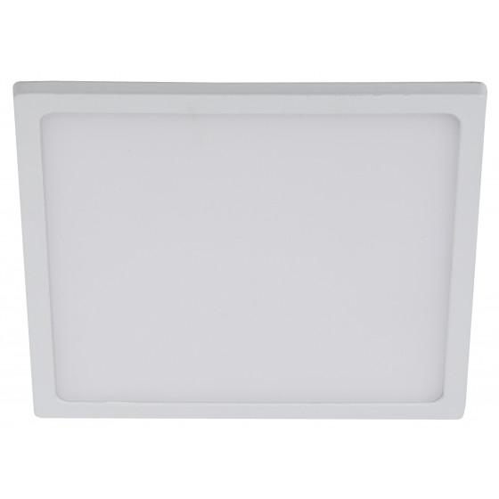 LED 6-6-4K Светильник ЭРА светодиодный квадратный NEW 6W 4000K 85 mm (80/1440)