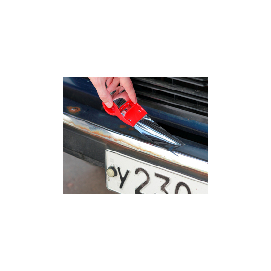 TME72-08 СИЛА Металлизированная лента 48мм*10м с дисп. (24/72/2160)