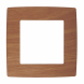 12-5001-09 ЭРА Рамка на 1 пост, Эра12, дуб (20/200/6400)