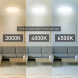 SPB-6 Chrome 70 ЭРА Светодиод. св-к 70Вт 3000-6500К 4800 Лм с пультом ДУ (6/24)