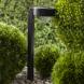 SL-PL42-DMD ЭРА Садовый светильник на солнечной батарее, пластик, черный, 42 см (24/672)