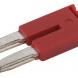 ЭРА NO-223-48  Перемычка для ЗНБ 4 мм2 2PIN (упак 25 шт.) (500/3000/165000)