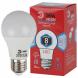 ECO LED A60-8W-840-E27 ЭРА (диод, груша, 8Вт, нейтр, E27) (10/100/1200)