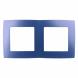 12-5002-29 ЭРА Рамка на 2 поста, Эра12, ультрамарин (10/100/2500)