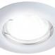 ST3 WH Светильник ЭРА штампованный MR16,12V/220V, 50W белый (200/3000)