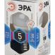Лампочка светодиодная ЭРА STD LED P45-5W-840-E27 E27 / Е27 5Вт шар нейтральный белый свет