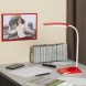 ЭРА наст.светильник NLED-447-9W-R красный (8/128)