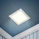 LED 2-12-4K Светильник ЭРА светодиодный квадратный LED 12W 220V 4000K (30/630)