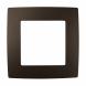 12-5001-13 ЭРА Рамка на 1 пост, Эра12, бронза (20/200/6400)