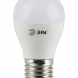 Лампочка светодиодная ЭРА STD LED P45-5W-827-E27 E27 / Е27 5Вт шар теплый белый свет