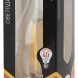F-LED BXS-5W-827-E14 ЭРА (филамент, свеча на ветру, 5Вт, тепл, E14) (25/50/3000)